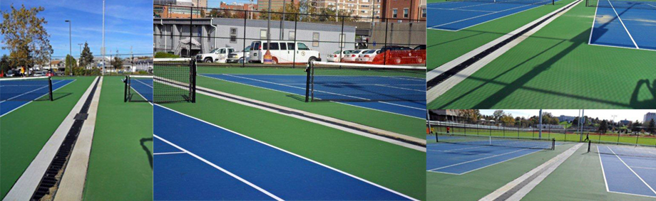 Athletics Drainage Systems Dumoore Systems