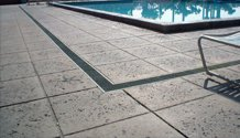 pool deck drains