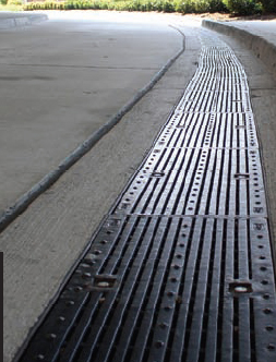 Zurn FLO-THRU Z882 Commercial Trench Drains