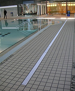 NDS SpeeD Drain - Pool Deck Drains - Drainage Product